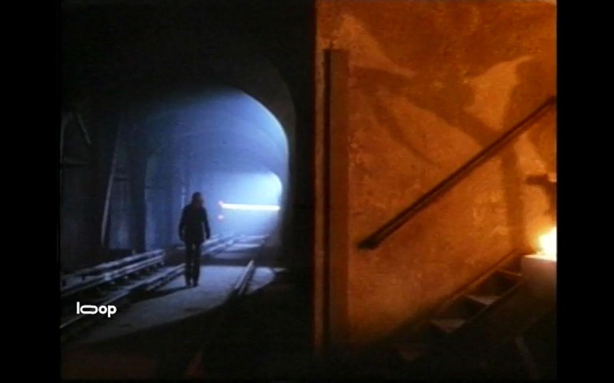 『ミミック(1997)』予告篇映像より引用。