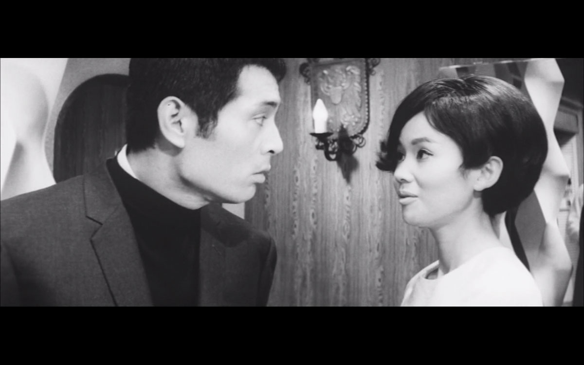 『殺人狂時代(1967)』本篇映像より引用。